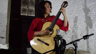 Daniela Rossi plays Ojos Brujos (Les Yeux Sorciers) by Leo Brouwer