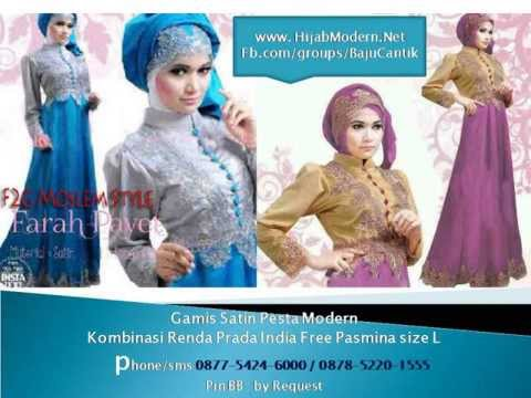 Video of Hijab Modern