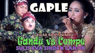Video GAPLE anyar GANDU VS CEMPLE  heboh Limbukan Ki Minto Dharsono MP3, 3GP, MP4, WEBM, AVI, FLV Juni 2019