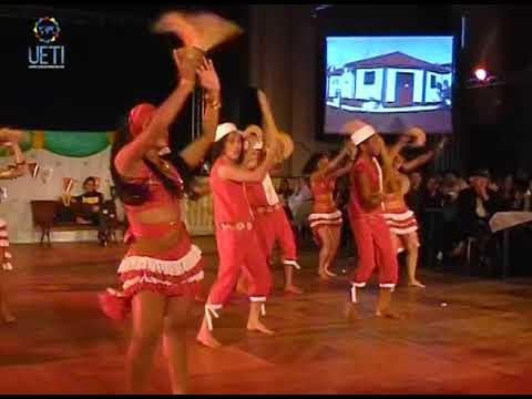 Baú de Memórias UETI - Baile 2010 - Afros - Grupo Charme da Liberdade