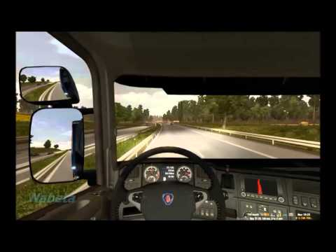 Scania Interior sound Louder (exhaust ONLY)