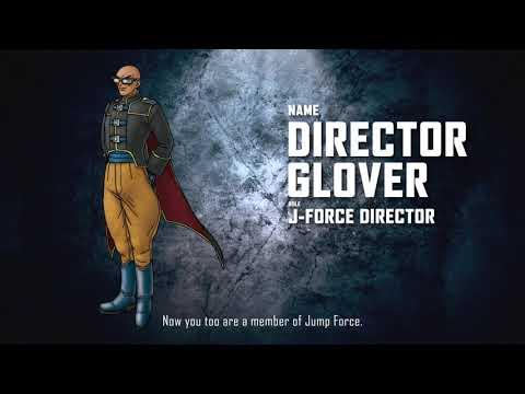 Jump Force : Présentation des personnages inédits