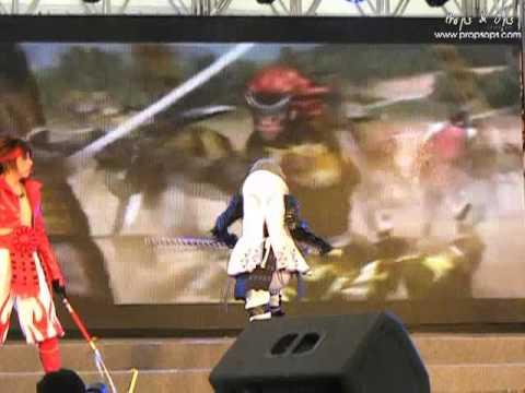 Japan Festa in Bangkok 2012 by Mainichi – Team 2 – Sengoku Basara