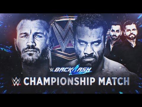 Video Randy Orton battles Jinder Mahal for the WWE Championship tonight at WWE Backlash download in MP3, 3GP, MP4, WEBM, AVI, FLV January 2017