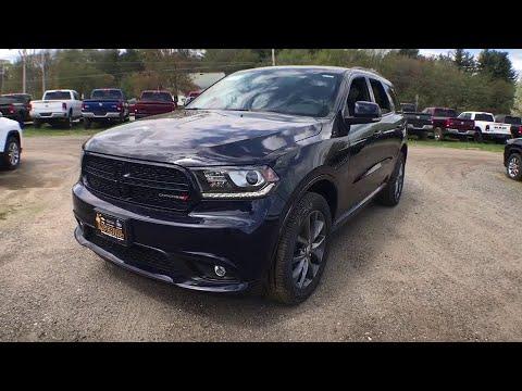2018 Dodge Durango Milford, Franklin, Worcester, Framingham MA, Providence, RI 18-582