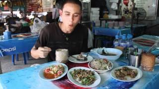 Thai Street Food Menu In Bangkok (Eating Thai Food Guide) อาหารอีสาน
