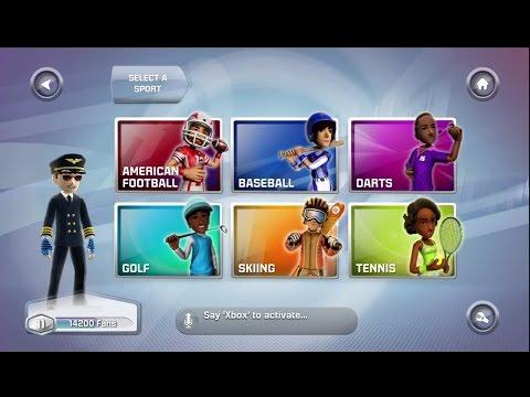 Kinect Sports Saison 2 Xbox 360