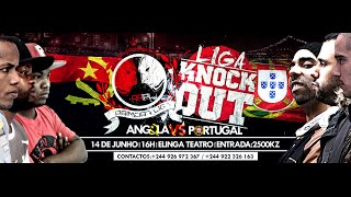 #RRPL(Angola) vs Liga Knock Out(Portugal)