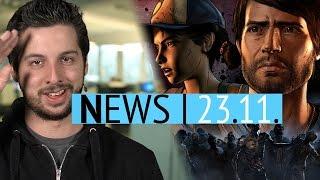 Neue DLC-Politik von Ubisoft angekündigt - Neuer Release-Termin für Walking Dead Staffel 3 - News