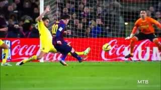 Lionel Messi   The Magician   2015     Skills  Goals  Dribbles   Assists