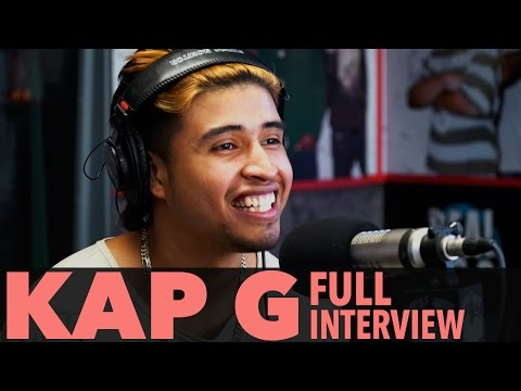 "Kap G on Growing Up In Atlanta, Acting In ""DOPE"", And More! (Full Interview) 