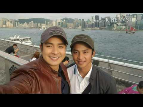 MEET COCO MARTIN'S YOUNGER BROTHER