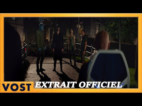X-Men : Dark Phoenix - Extrait