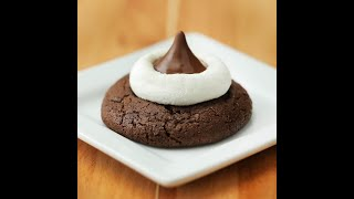 KISSES Hot Cocoa Cookies // Presented By HERSHEY'S Chocolate by Tasty