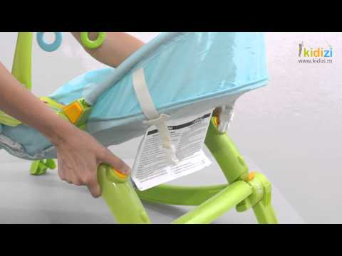 Prezentare video Fisher Price balansoar Precious Planet
