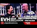 EVH Gear NAMM 2017 Van Halen Fan Reaction To New Products