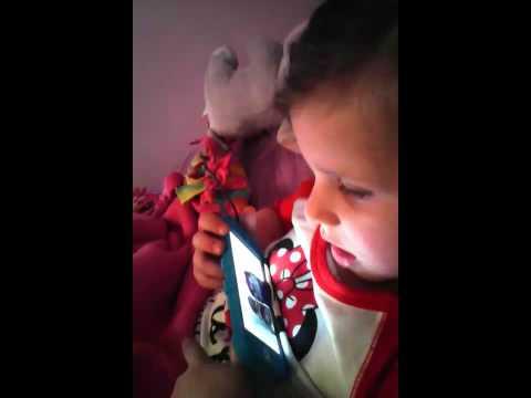 Audrina is a cookie fan .🍪 (видео)