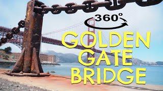 360º Video: Golden Gate Bridge