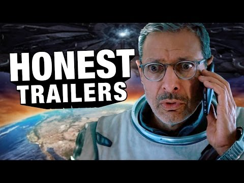 An Honest Trailer For Independence Day