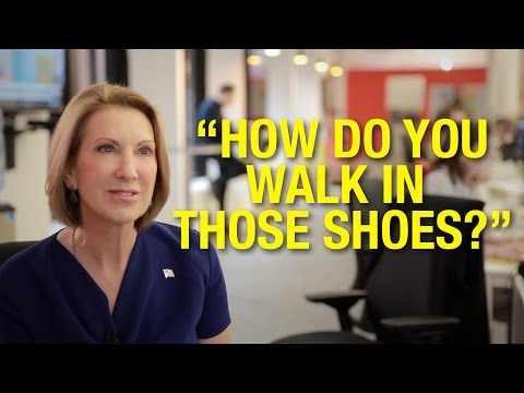 What If Men Were Treated Like Women In The Office- A Great Video By Carly Fiorina