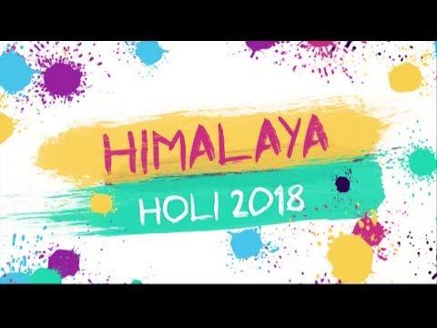 (HIMALAYA HOLI CELEBRATION | 2018 | MUSIC CAFE - Duration: 4 minutes, 11 seconds.)