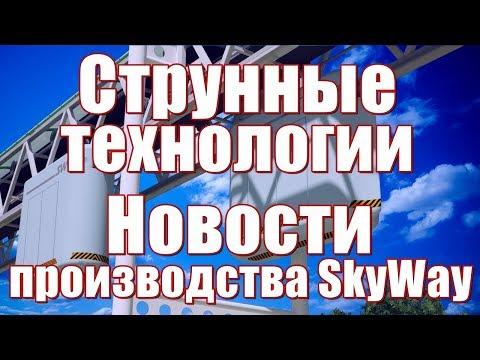 Струнные технологии Новости производства СкиВаи