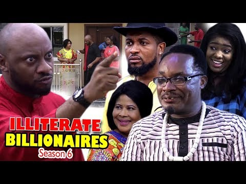 Illiterate Billionaire Season 6 Latest Nigerian 2019 Nollywood Movie