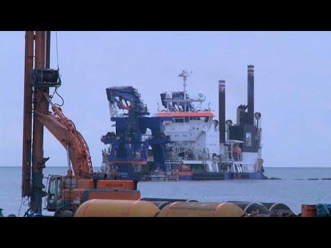 Georgien: Bau des ersten Tiefseehafens des Landes beg ...