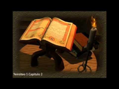 Timoteo 1  - Capitulo 2 - Biblia em Audio - Cid Moreira
