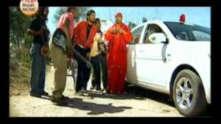 Babe Da Ashirwad New Punjabi Latest Comedy Movie Naukri Das Lakh Di 2012 Best Dialogue Scene