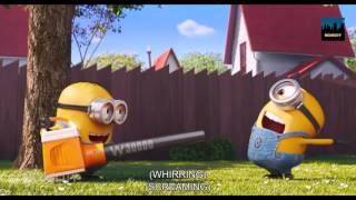 Nonton Mower Minions 2016 Best Scenes   Newest Minion Movie HD Film Subtitle Indonesia Streaming Movie Download