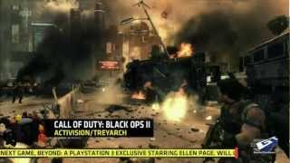 Call Of Duty: Black Ops II - E3 2012: Walkthrough