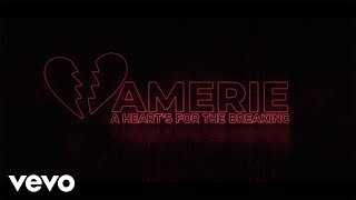Amerie - A Heart's for the Breaking (Lyric Video)