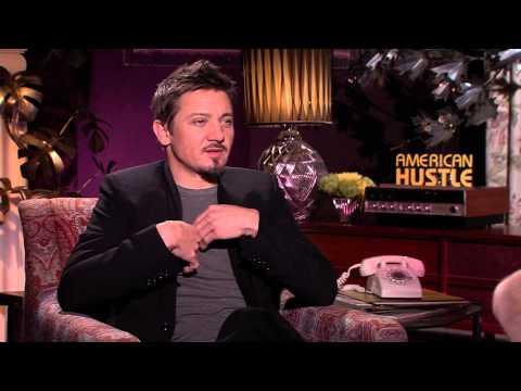 American Hustle (2013) Exclusive: Jeremy Renner (HD) Christian Bale, Bradley Cooper