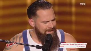 Video The Voice: Very good Perfomance of alternate version of rock song MP3, 3GP, MP4, WEBM, AVI, FLV November 2018