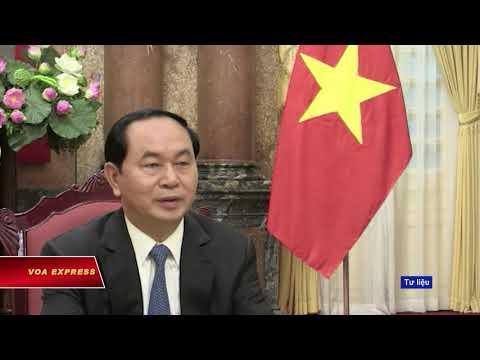 Di sản nhân quyền của ông Trần Đại Quang (VOA)