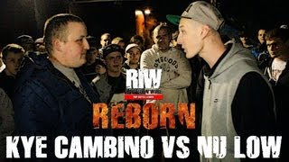Rapped In Wire | Kye Cambino vs. Nu Low