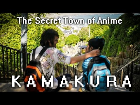 Kamakura: The Secret Town Of Anime In Real Life