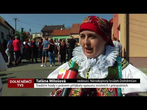 TVS: Dolní Němčí - Hody