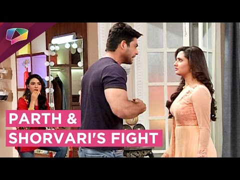 Parth and Shorvari's Fight | Dil Se Dil Tak | द�
