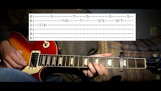 Mac Demarco - Blue Boy Guitar Lesson