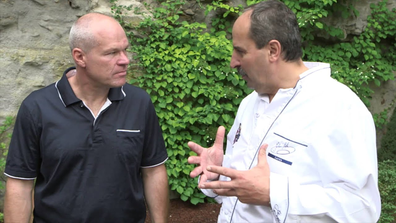 UWE BOLL hosts RESTAURANTS AROUND THE WORLD