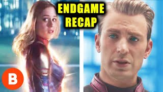 Marvel Recap: Everything You Need To Know Before Avengers: Endgame Releases
