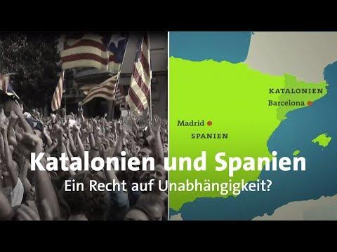 Katalonien: Ein Recht auf Unabhängigkeit?
