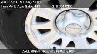 2001 Ford F150 XLT SuperCrew 4WD - for sale in Proctor, MN 5