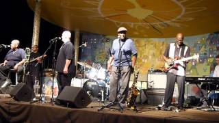 Pegognaga Italy  city images : FRED WESLEY and the NEW JB'S live at PEGOGNAGA ITALY 28-7-2014