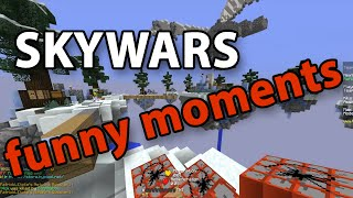 Download Lagu Skywars Funny Moments #1 - Hypixel Skywars - Minecraft // defib Mp3