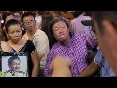 Quá đông người đến v.i.ế.n.g khiến xảy ra xô xát tại lễ tang Anh Vũ - Thời lượng: 4 phút, 10 giây.