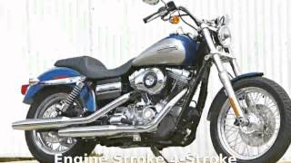 8. 2009 Harley-Davidson Dyna Glide Super Glide Custom - Features and Specification