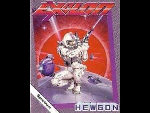 Exolon Comparison - C64 || Amstrad CPC 464 || ZX Spectrum
